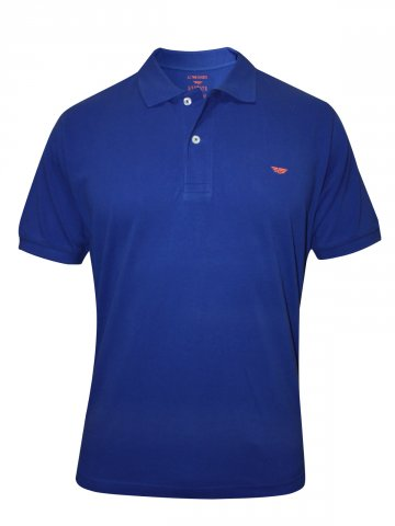 Red Tape Royal Blue Polo T shirt at cilory