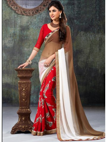 https://static.cilory.com/126354-thickbox_default/designer-red-brown-casual-wear-saree.jpg