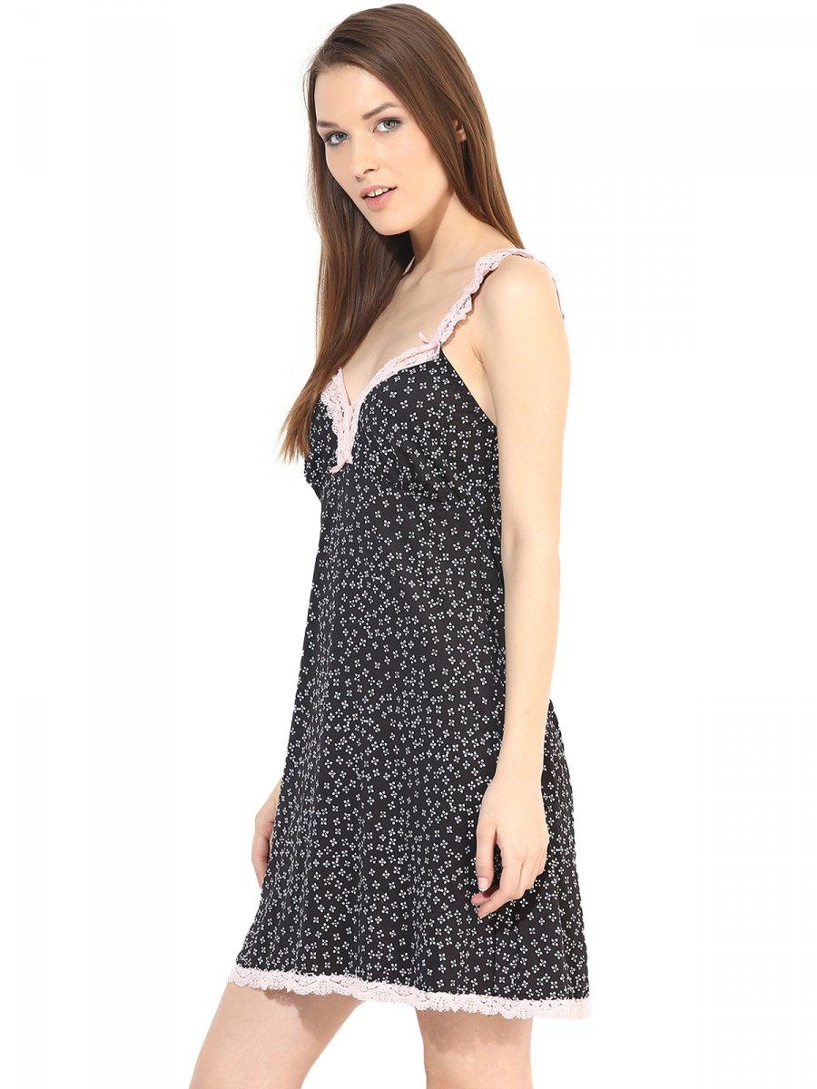 Buy Nightwear Online | Ruby Black Babydoll Nightwear | Ruby-15 ...