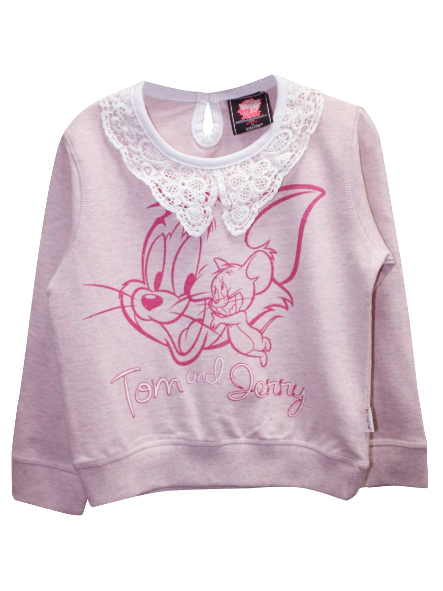 549dce82 Tom & Jerry Light Pink Top | Tj1dsg320 | Cilory.com