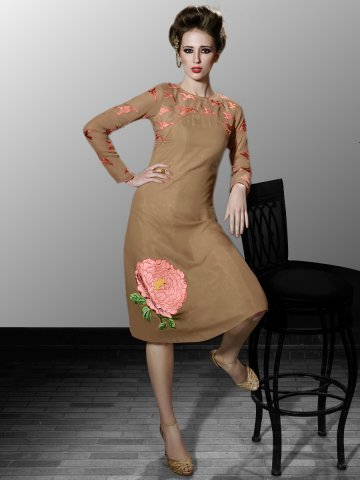 https://static8.cilory.com/163396-thickbox_default/urbane-brown-georgette-kurti.jpg