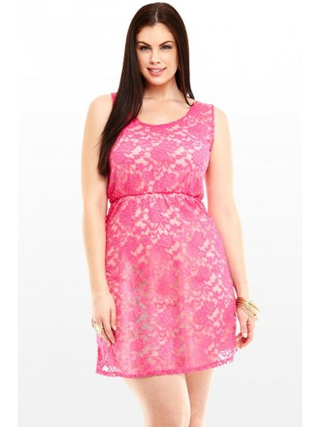 https://static2.cilory.com/167917-thickbox_default/pink-lace-hollow-back-plus-size-skater-dress.jpg