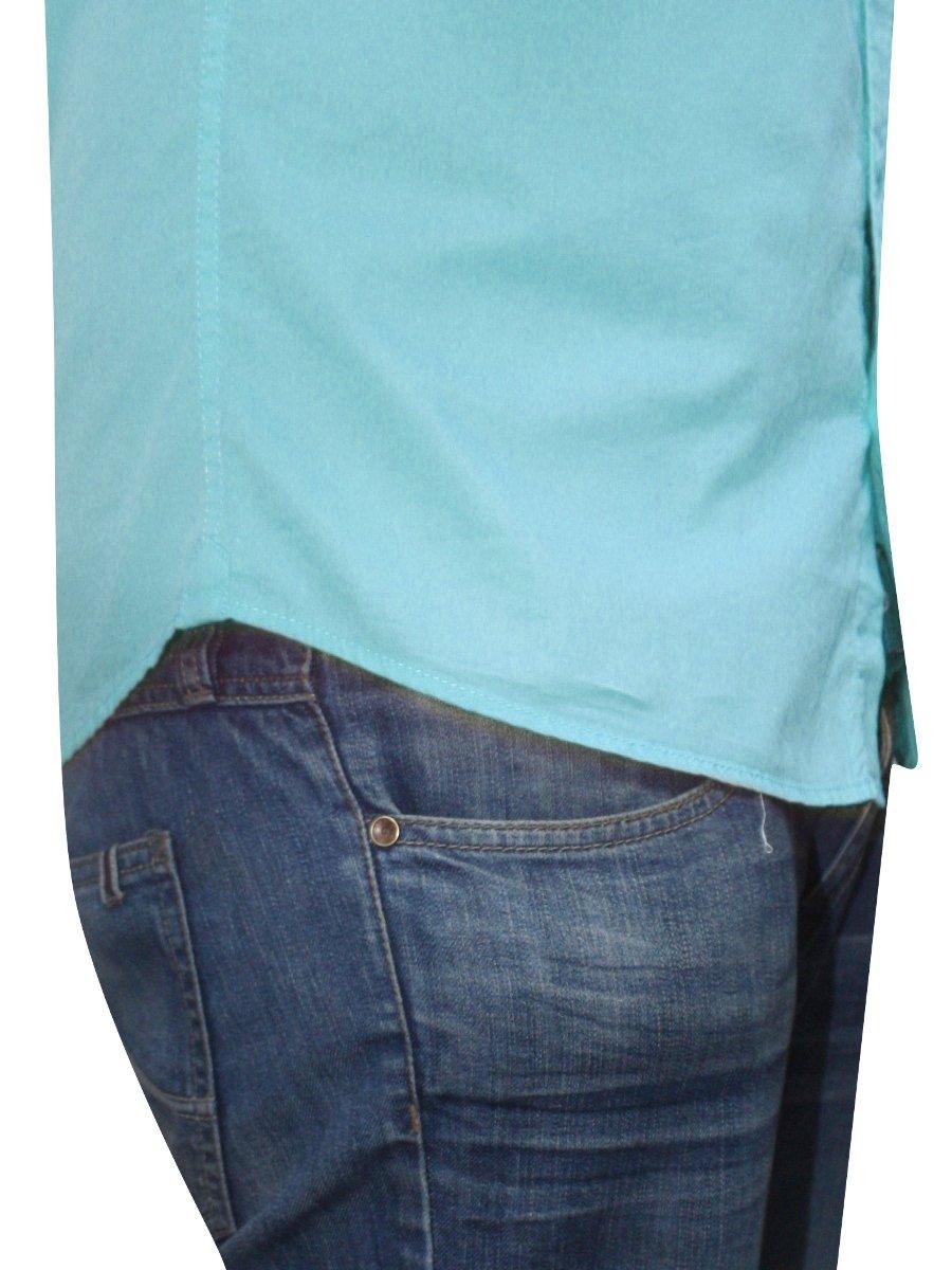 Cilory for Denim half sleeve shirt