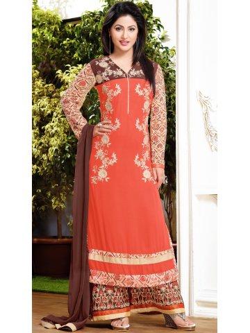 https://static2.cilory.com/181466-thickbox_default/heenari-orange-dark-brown-embroidered-semi-stitched-suit.jpg