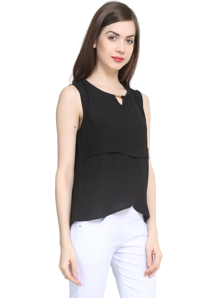 Pepe Jeans Black Top
