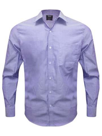 Turtle Pure Cotton Purple Slim Fit Shirt at cilory