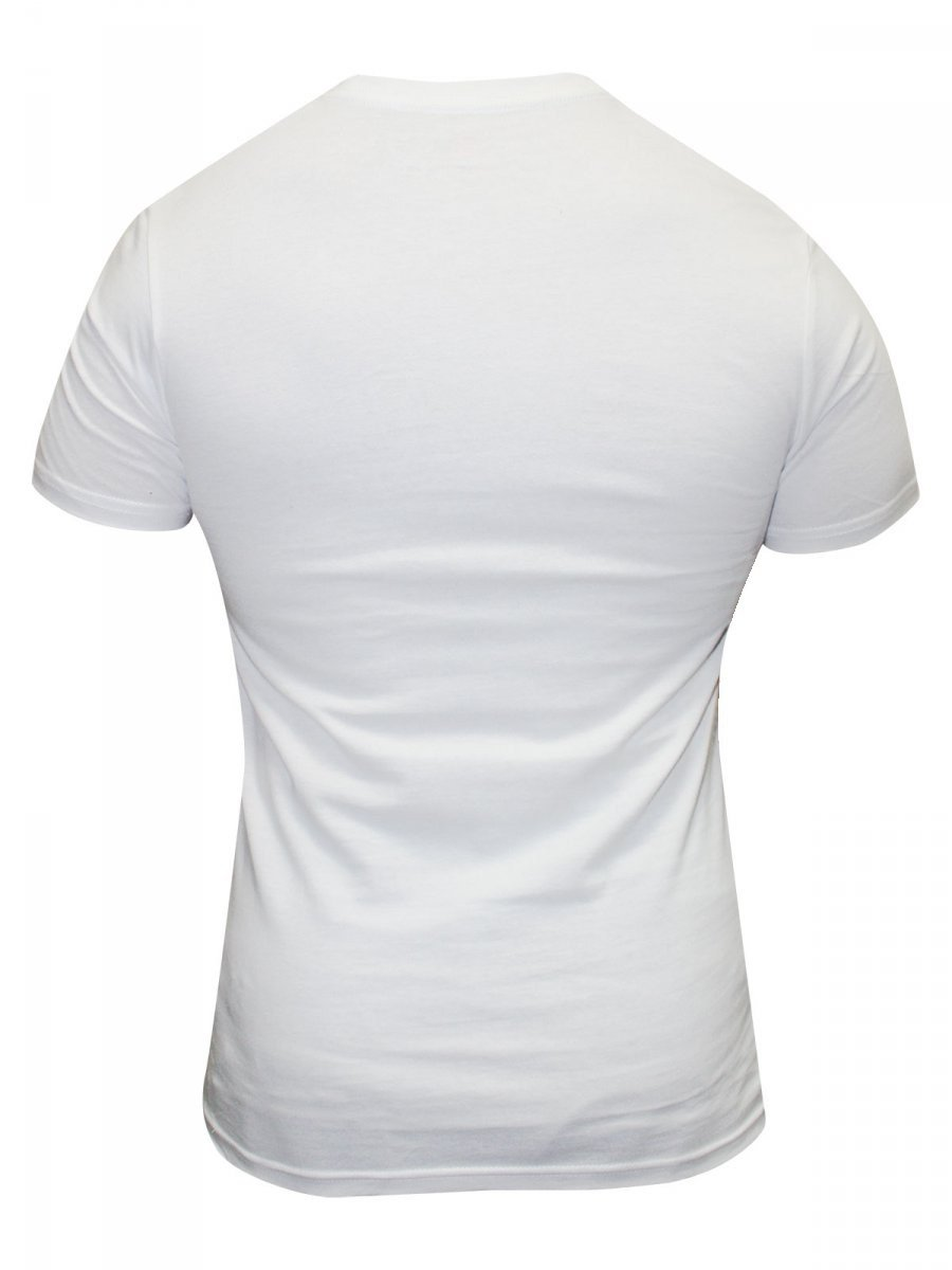 Buy T Shirts Online Nologo White Round Neck T Shirt