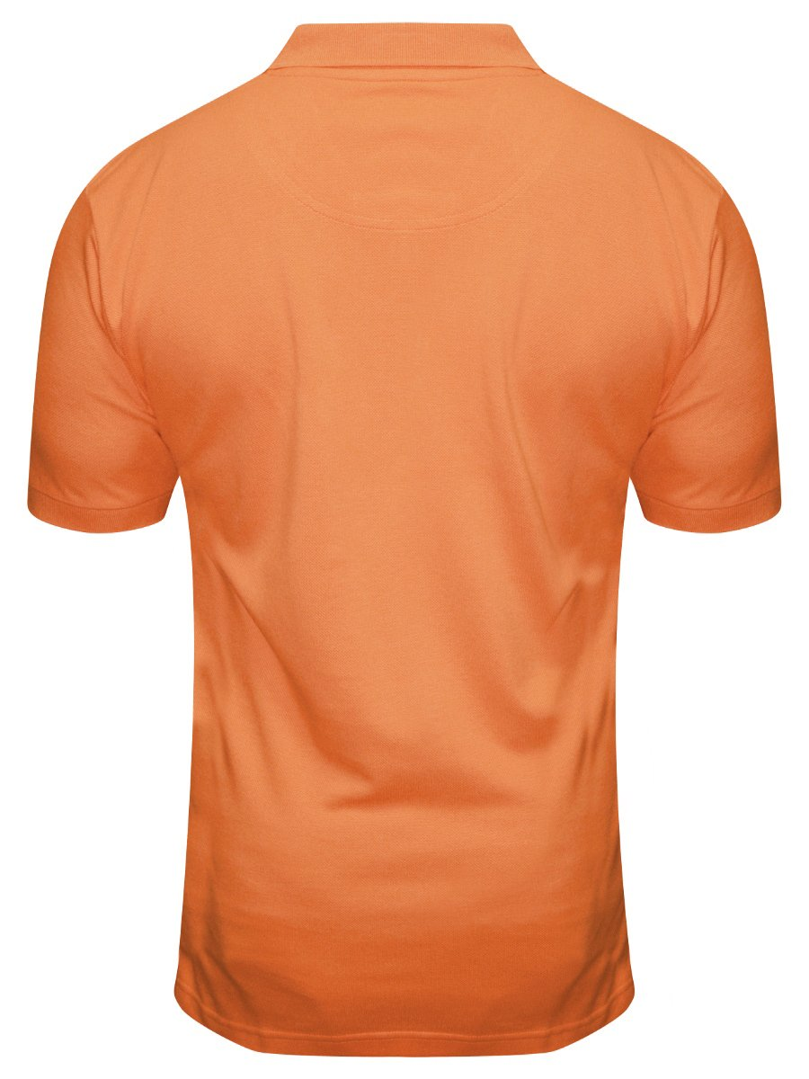 Crocodile orange pocket polo t shirt aligator wp for Polo t shirts with pockets