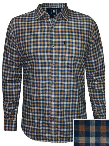 https://static2.cilory.com/211379-thickbox_default/peter-england-blue-brown-casual-checks-shirt.jpg