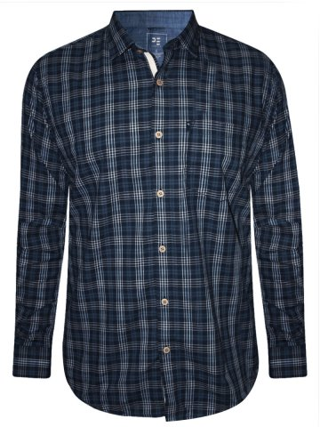 https://static2.cilory.com/212055-thickbox_default/peter-england-navy-casual-checks-shirt.jpg