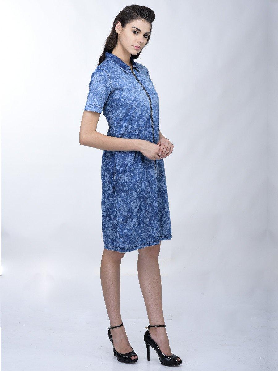 pepe jeans indigo blue dress pil0001636indigo cilorycom