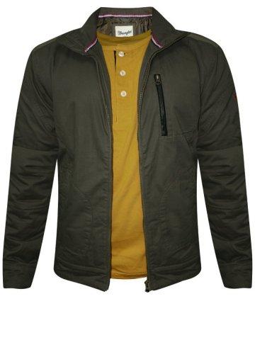 Wrangler Olive Jacket at cilory