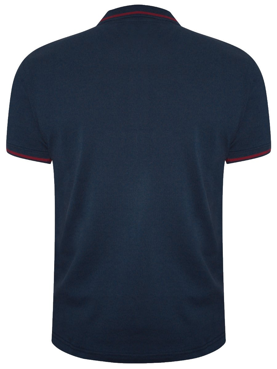 buy t shirts online pepe jeans navy polo t shirt. Black Bedroom Furniture Sets. Home Design Ideas