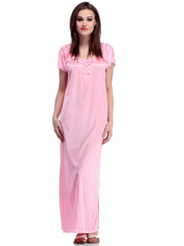 2083cc31ac  Belle Nuits Light Pink Poly Satin Nighty.  https   static5.cilory.com 305904-thickbox default belle-