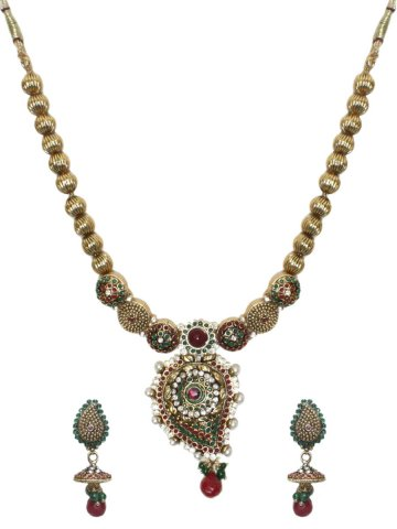 https://static9.cilory.com/313770-thickbox_default/elegant-polki-work-necklace-set-carved-with-stone-and-beads.jpg
