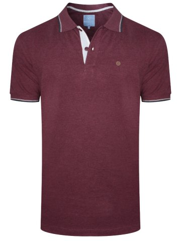 https://static2.cilory.com/324058-thickbox_default/numero-uno-maroon-melange-tipping-polo-t-shirt.jpg