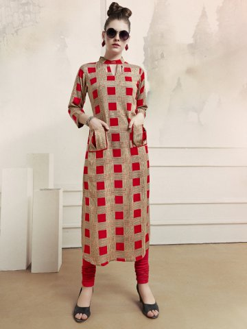 https://static.cilory.com/361531-thickbox_default/smore-brown-red-rayon-cotton-kurti-with-pocket.jpg