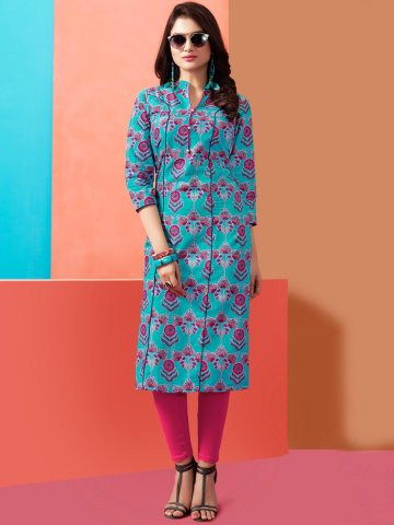https://static.cilory.com/373537-thickbox_default/sea-green-lawn-cotton-printed-kurti.jpg