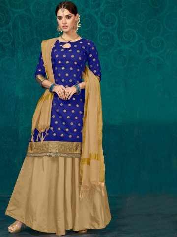 https://static9.cilory.com/376024-thickbox_default/royal-blue-printed-stitched-top-with-ghagra.jpg