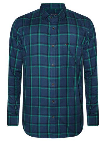 https://static1.cilory.com/377897-thickbox_default/peter-england-pure-cotton-navy-green-shirt.jpg