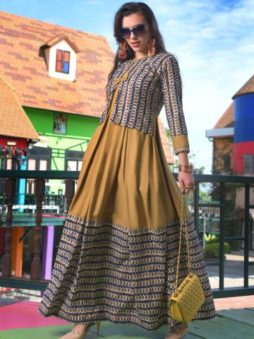 https://static4.cilory.com/378623-thickbox_default/navy-olive-rayon-printed-flared-kurti.jpg