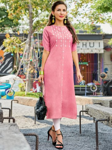 https://static.cilory.com/392294-thickbox_default/pink-embroidered-cotton-kurti.jpg