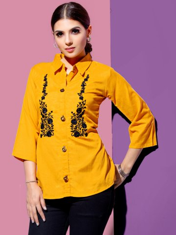 https://static1.cilory.com/397881-thickbox_default/yellow-rayon-embroidered-top.jpg