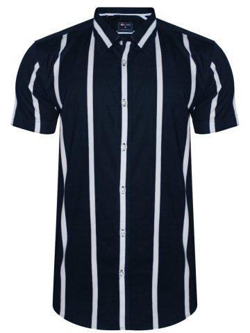 https://static2.cilory.com/403131-thickbox_default/nologo-pure-cotton-navy-white-shirt.jpg