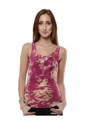 Ms. Doubt fire Sleeve Less Top at cilory