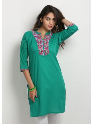 https://static1.cilory.com/69052-thickbox_default/jaipur-kurti-s-women-pure-cotton-blue-kurti.jpg
