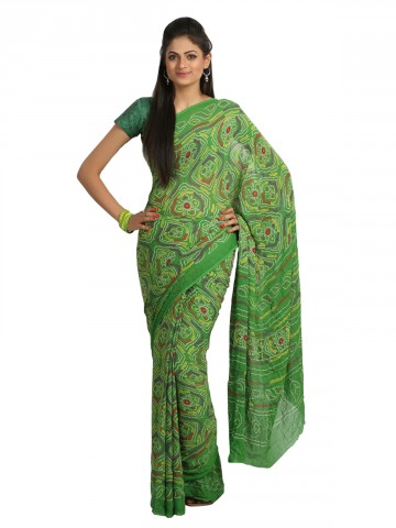 https://static8.cilory.com/89724-thickbox_default/jaipur-kurti-s-majesty-green-faux-georgette-saree-paired-with-blouse.jpg